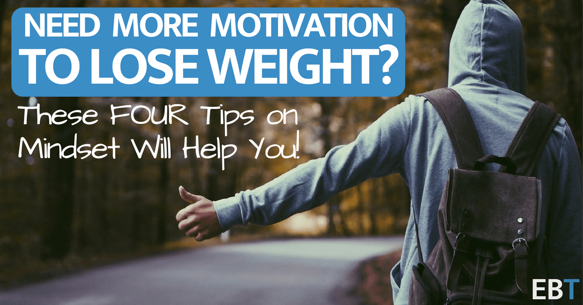 how to gain motivation to lose weight